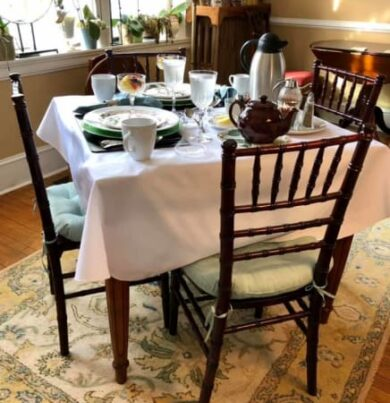 Abbington Green Bed & Breakfast Inn and Spa, The Asheville Bed & Breakfast Association