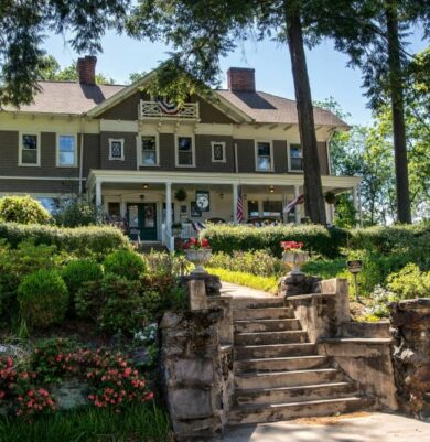Other Asheville Area B&Bs, The Asheville Bed & Breakfast Association