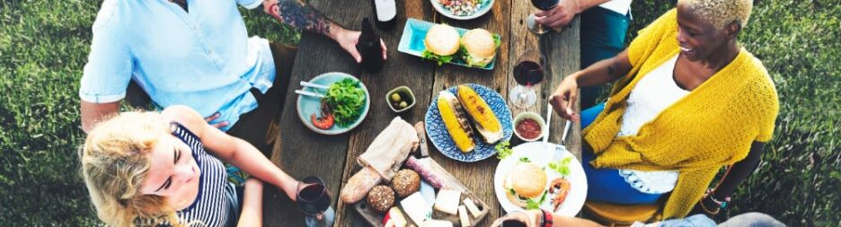 The Best Outdoor Dining Options in Asheville, The Asheville Bed & Breakfast Association